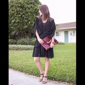 Draped Zara dress